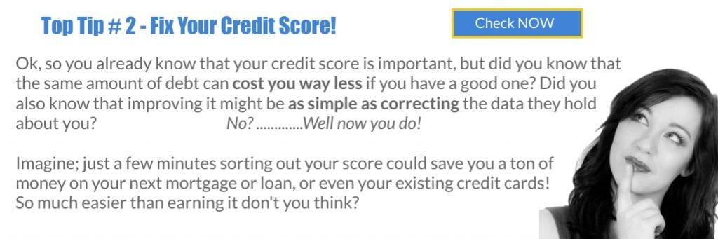 check credit score