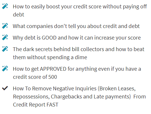 Bad Credit & What You Can Do About It 10