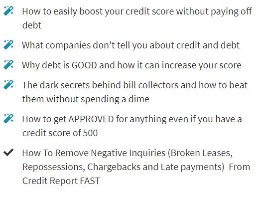 Bad Credit 9