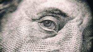 dollar eye shot