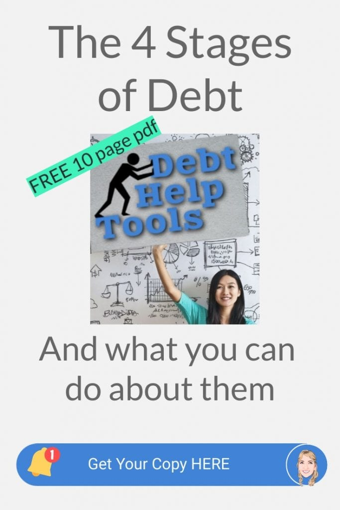 4 stages of debt