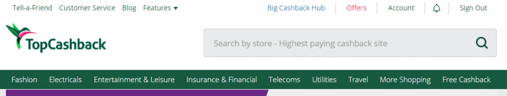 How to use TopCashBack to get MORE Money Back 3
