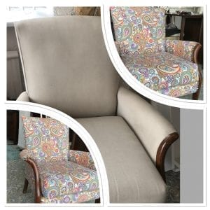 Parker knoll upcycle