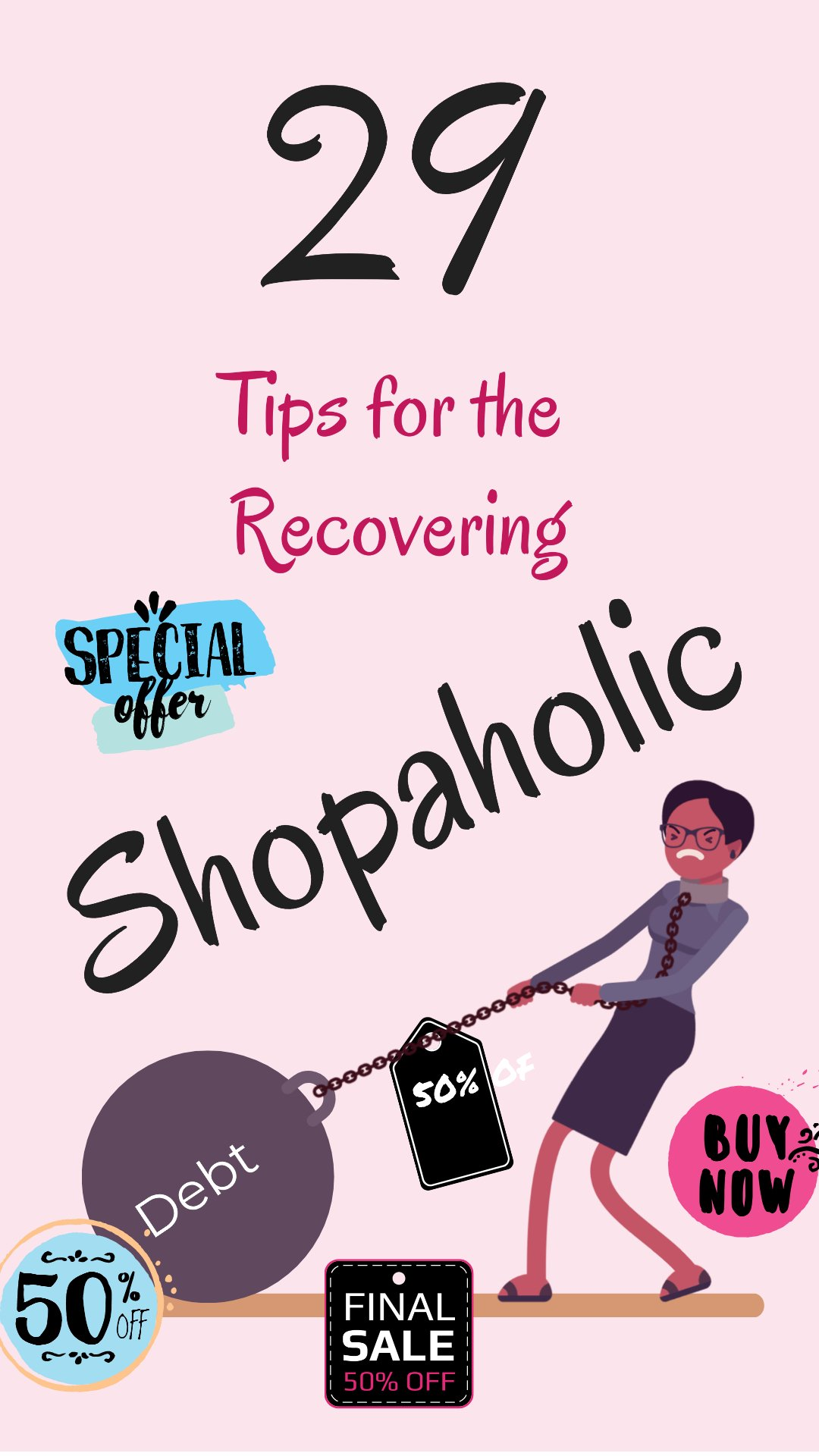 29 tips for the recovering shopaholic